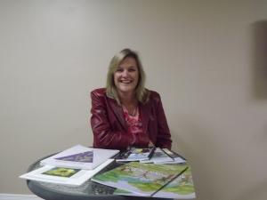 Kimberley Payne, author